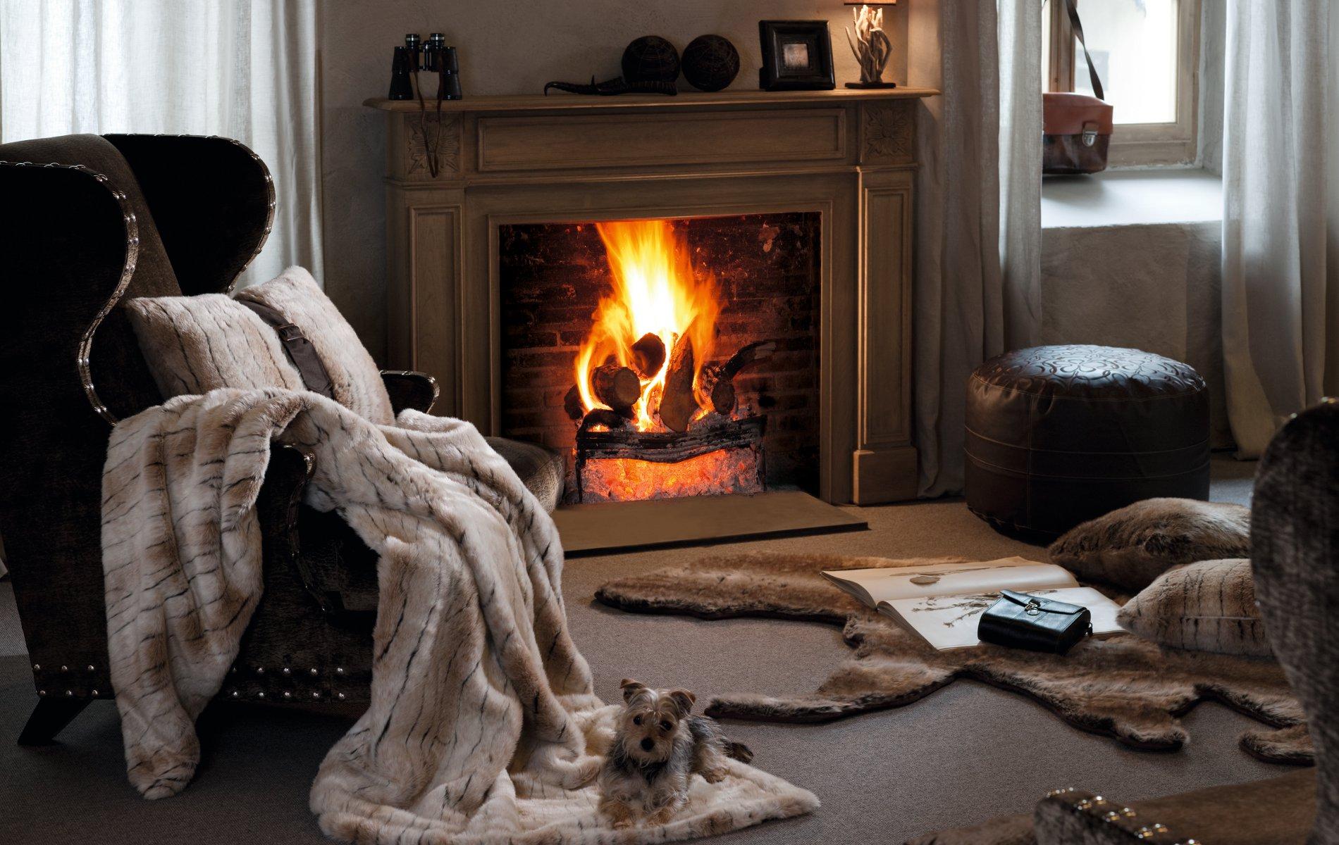 Гиф, картинки домашнего тепла и уюта