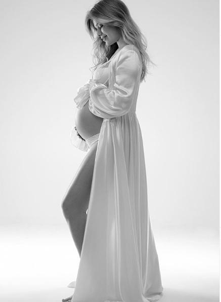 Анна Тарасова беременность