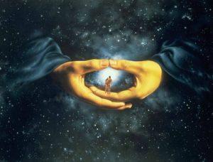 Бог во Вселеной