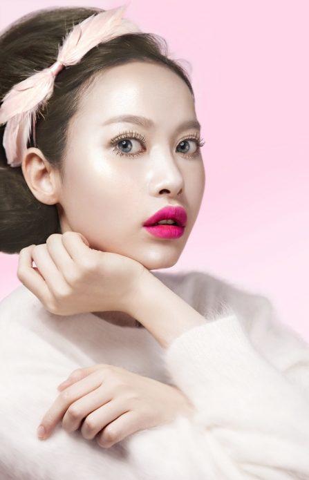 Корейский макияж