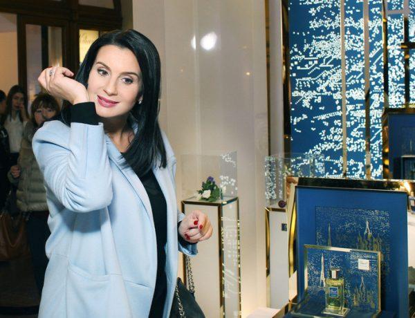 Екатерина Стриженова попала в ДТП