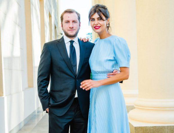 Резо Гигинеишвили женился на Оболенцевой