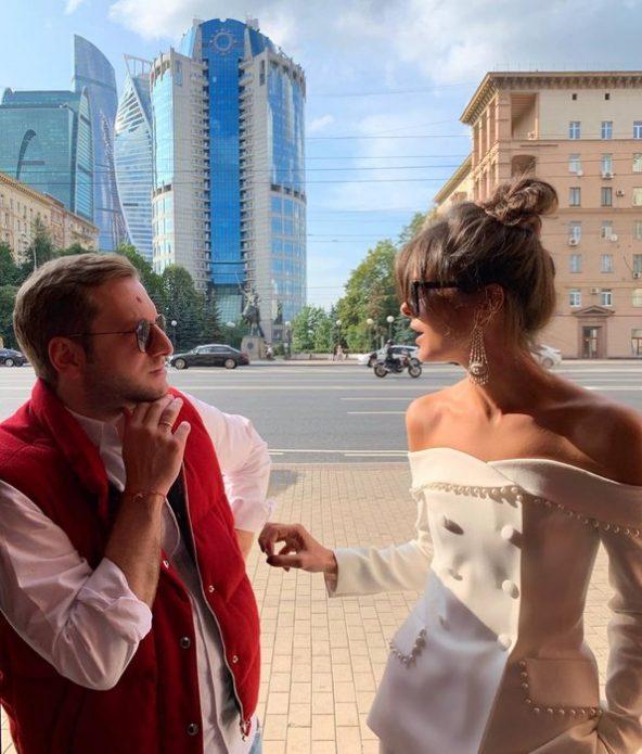 Гигинеишвили женился на Оболенцевой