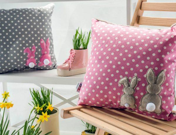 декорированные подушки