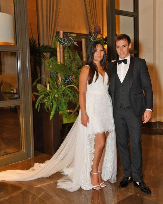 Луи Дюкре свадьба