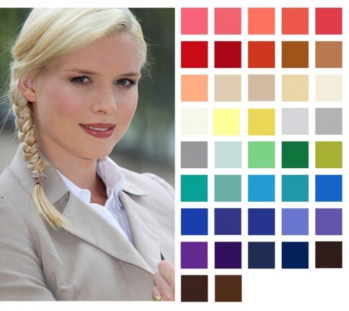 Как понять, какой цвет вам к лицу