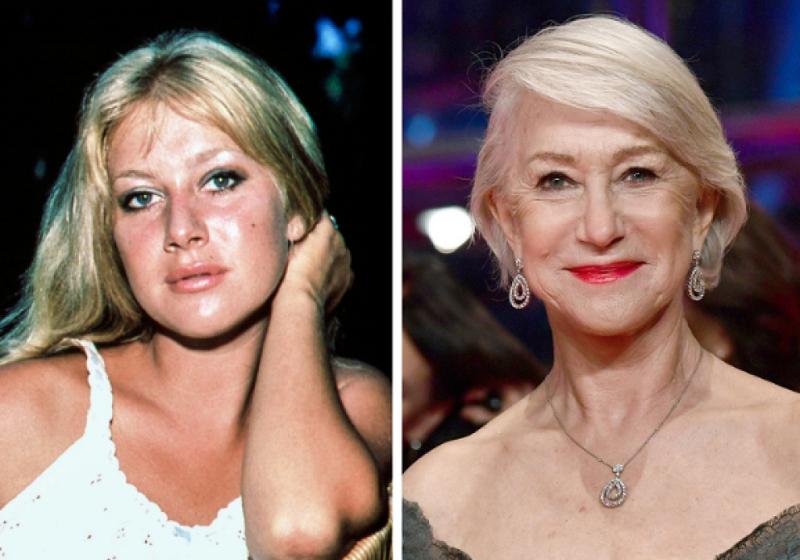 7 бесподобных актрис, которых молодыми уже никто и не помнит