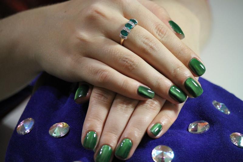 5 хитростей, которые помогут визуально увеличить длину ногтей