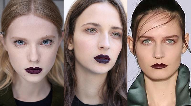 Какие цвета губной помады подчеркивают возраст