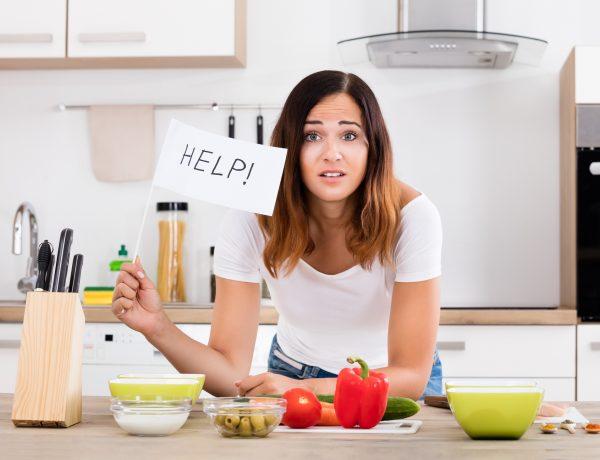 Проблемы на кухне