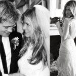Свадьба Питта и Энистон