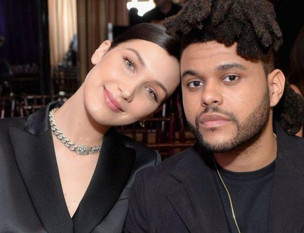 Белла Хадид рассталась с The Weeknd