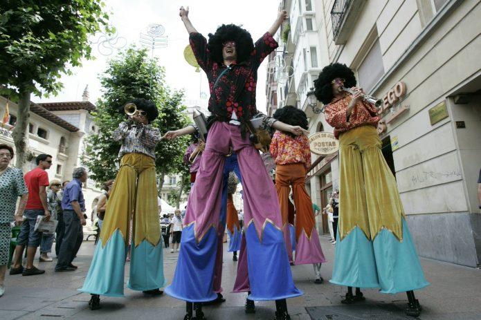 праздник Бильбао