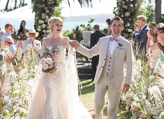 Мэттью Белами свадьба