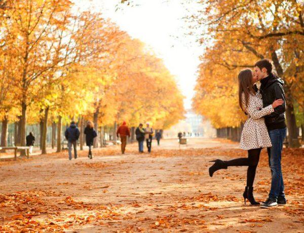 Любовь осенью