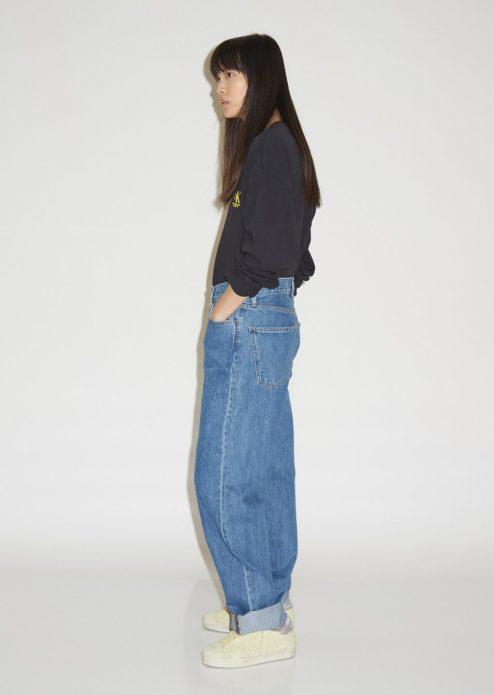 Мешковатые джинсы