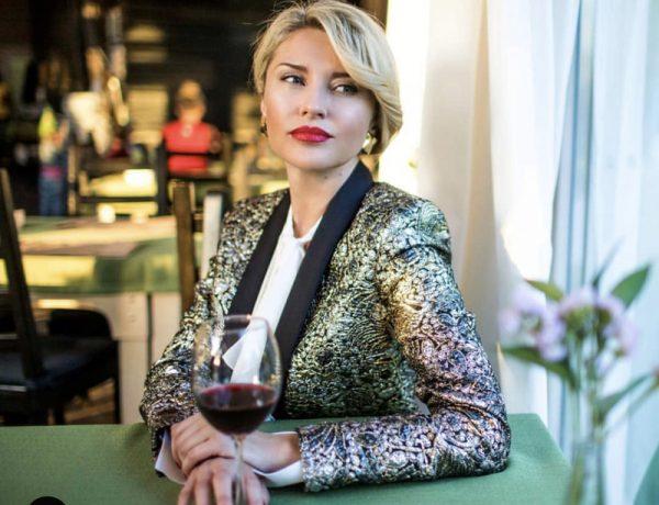 Екатерина Архарова родила первенца