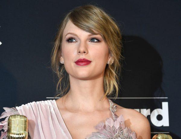Тейлор Свифт стала звездой «красной дорожки» MTV