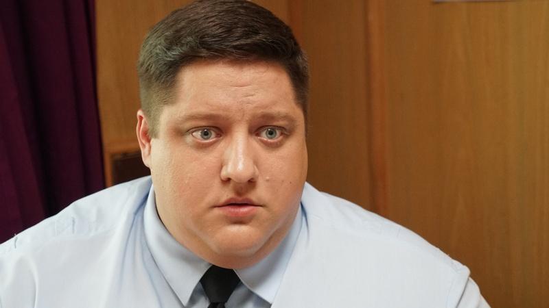 Попов похудел