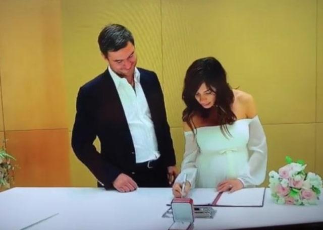 Мила Волчек вышла замуж