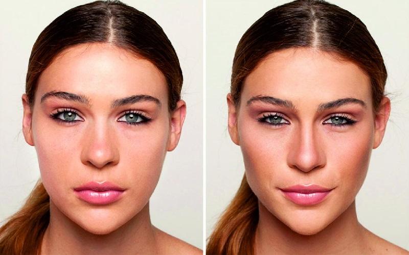 Как визуально сделать носик маленьким и аккуратным при помощи макияжа: советы от стилистов