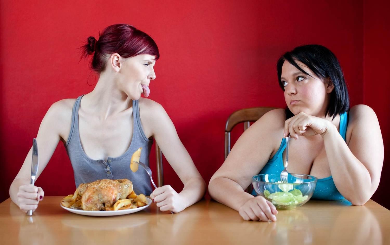 Жри и не толстей картинки