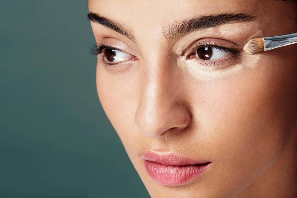 Тональный крем: грамотный подход для возрастной кожи