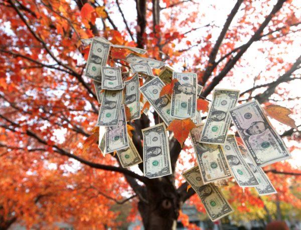 Финансовый гороскоп на октябрь 2019