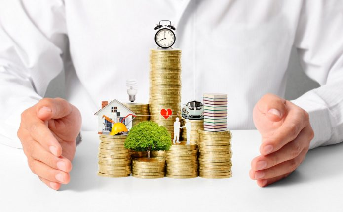руки, монеты, расходы