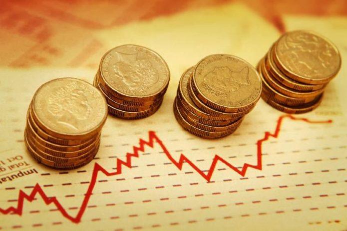 монеты, графики, финансы