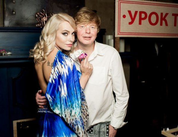 Жена Григорьева-Аполлонова официально подала на развод