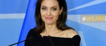 Джоли задумалась над седьмым ребёнком