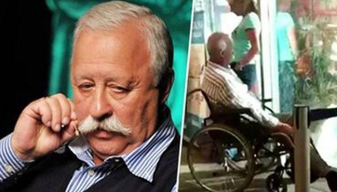 Якубович инвалидное кресло