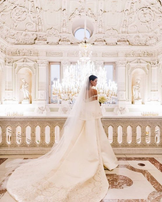 Паулина Андреева вышла замуж