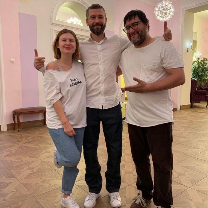 Анна Цуканова свадьба