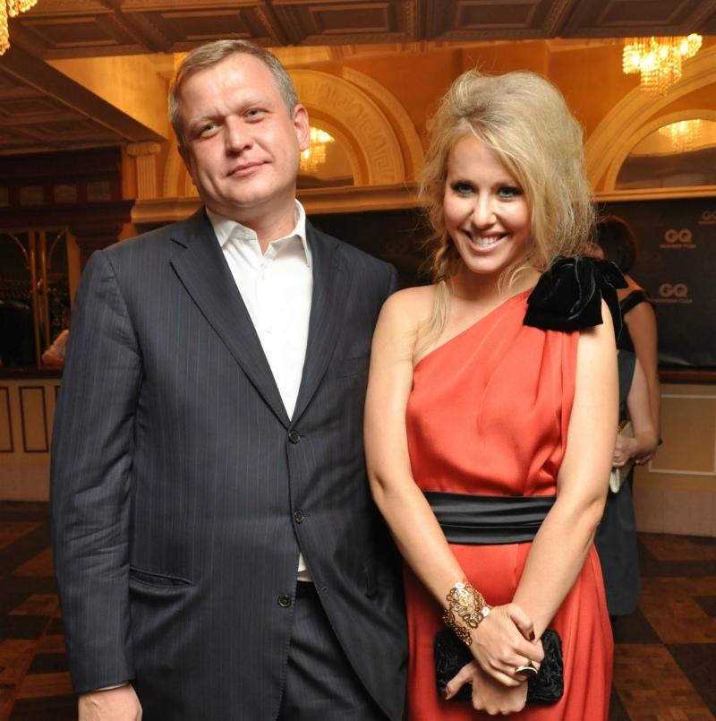 Любвеобильная Ксения Собчак и ее 11 мужчин