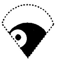 Вариант интимной стрижки «инь-янь»