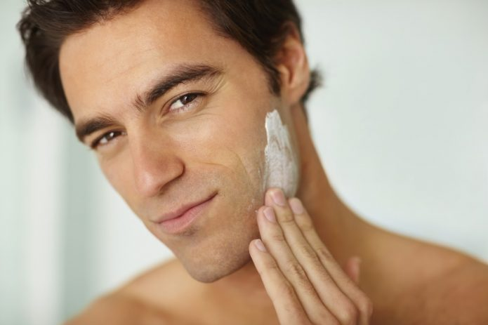 крем после бритья