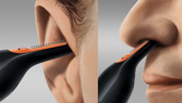Триммеры для ушей и носа