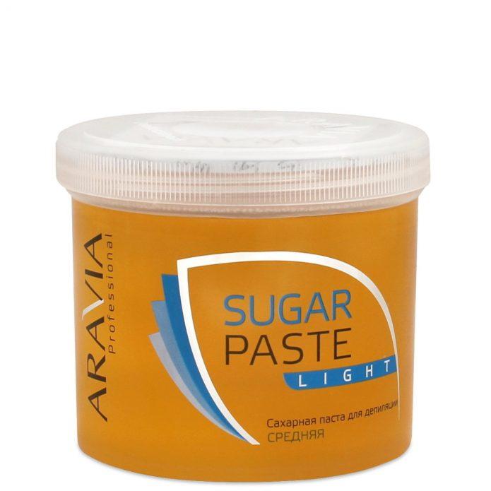 Сахарная паста средней консистенции
