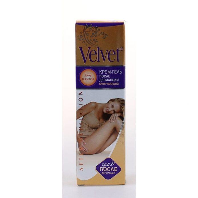 Крем-гель Velvet