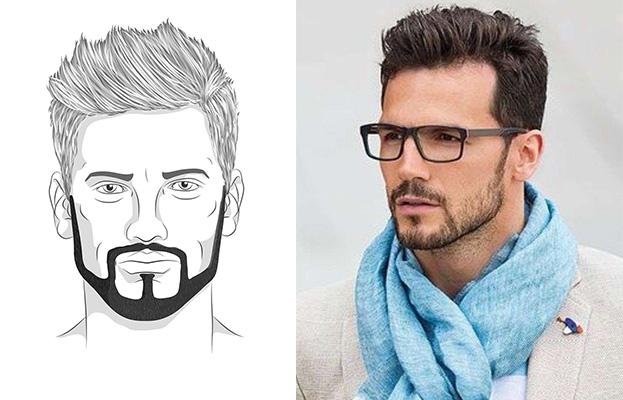 Борода чинстрап