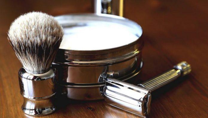 Приборы для бритья