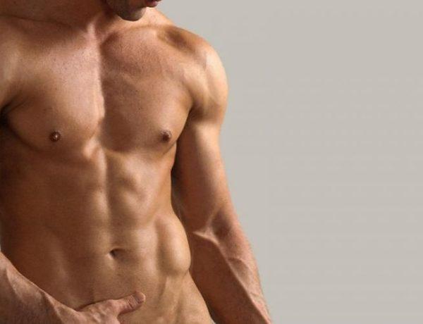 Депиляция интимной зоны у мужчин