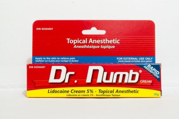 крем «Dr. Namb»