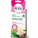 Veet для лица с маслом ши серии «Naturals»