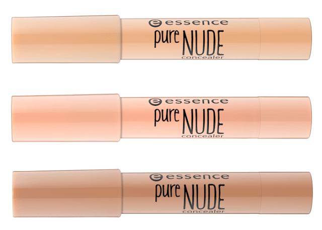 Pure Nude Concealer, Essence