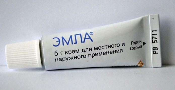Крем Эмла