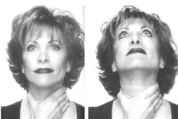 Упражнение на укрепление шеи