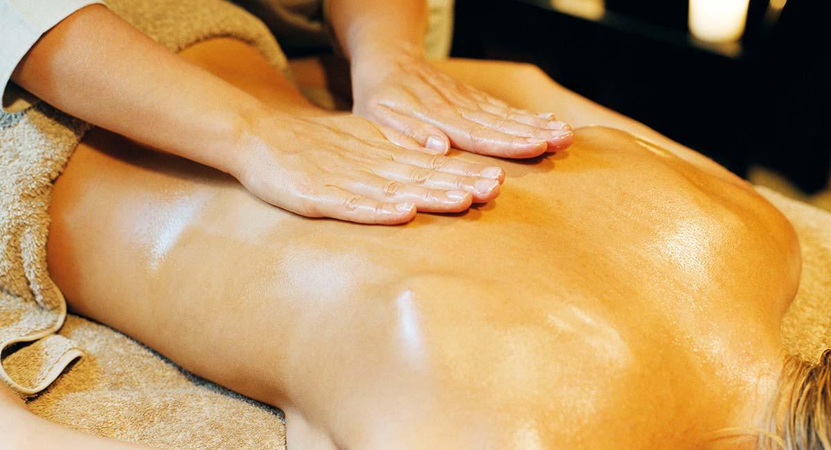 Медовый массаж картинка